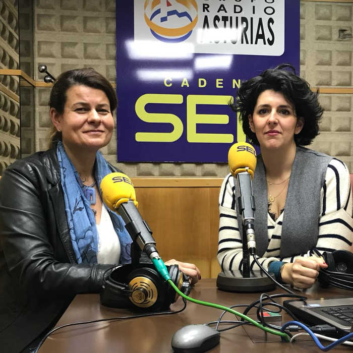 podcast woman in power en radio cadena ser